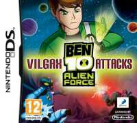 Ilustración de Trucos para Ben 10 Alien Force: Vilgax Attacks - Trucos DS
