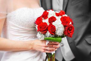 Ilustración de Cómo elegir las flores del ramo de novia