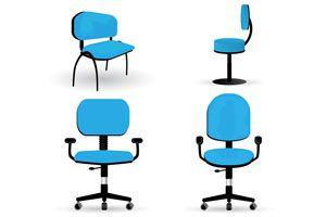 Ilustración de Cómo elegir una silla para la oficina en invierno
