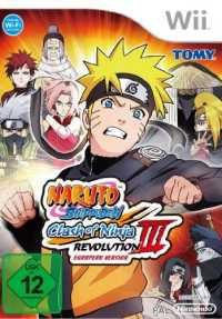 Ilustración de Trucos para Naruto Shippuden: Clash of Ninja Revolution 3 - Trucos Wii