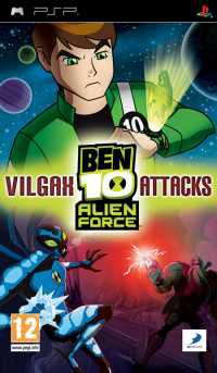Ilustración de Trucos para Ben 10 Alien Force: Vilgax Attacks - Trucos PSP