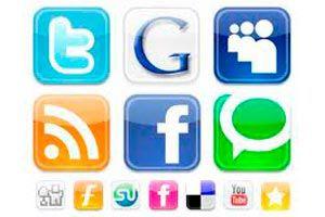 Ilustración de C&oacutemo conocer personas en las redes sociales