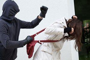 Ilustración de C&oacutemo actuar en caso de asalto