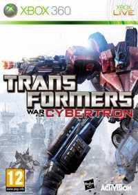 Ilustración de Trucos para Transformers: Guerra por Cybertron - Trucos Xbox 360