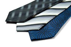 Ilustración de Cómo Elegir y Comprar Corbatas