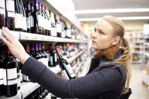 Ilustración de Cómo Elegir el Vino para cada Comida