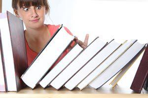 Ilustración de Cómo limpiar y mantener los libros