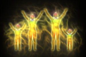 Ilustración de Cómo ver el aura de una persona