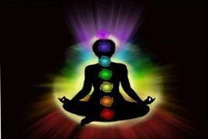 Ilustración de Cómo interpretar los colores del aura