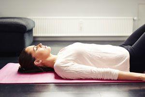 Cómo hacer un ejercicio de relajación con la imaginación