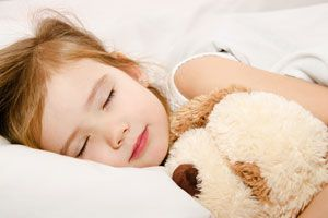 Ilustración de Cómo hacer que los niños duerman solos