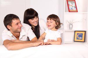 Ilustración de Cómo educar a un hijo único