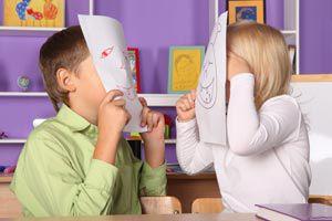 Ilustración de Cómo evitar ponerle rótulos a los niños