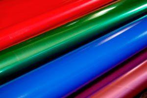Ilustración de Cómo elegir los colores en la decoración según el Feng Shui