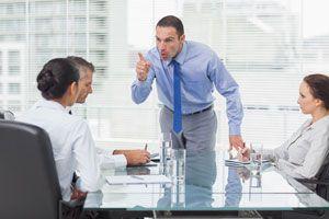 Ilustración de Cómo tener una buena relación con el jefe