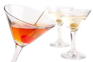 Ilustración de Cómo hacer Martini y sus Variantes
