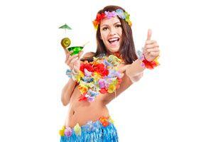 Ideas para organizar una fiesta de temática hawaiana. Decoración, menú y detalles para una fiesta hawaiana. tips para planificar una fiesta hawaiana