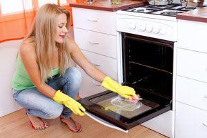 Ilustración de Cómo cuidar el horno