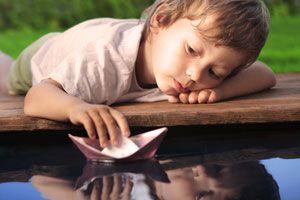 Ilustración de Cómo estimular los sueños y proyectos de nuestros hijos