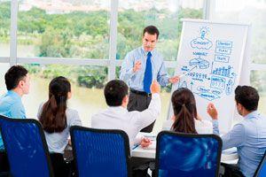 Ilustración de Cómo elevar la moral del personal de una empresa