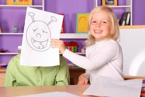 Ilustración de Cómo evitar que los niños imiten malos comportamientos