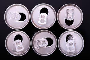 Cómo reutilizar las latas de bebidas
