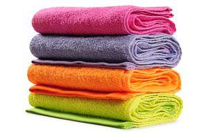 Ilustración de Cómo cuidar las toallas