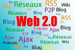 Ilustración de Cómo aprovechar la web 2.0