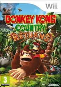 Ilustración de Trucos para Donkey Kong Country Returns - Trucos Wii