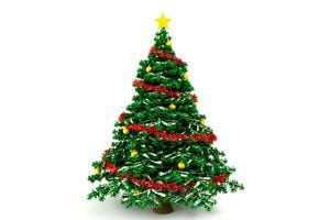 Ilustración de C&oacutemo decorar el &aacuterbol de Navidad de manera espiritual