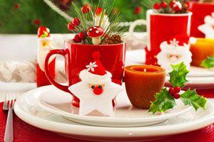 Ilustración de Cómo hacer un menú navideño para diabéticos