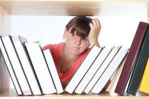 Ilustración de Cómo cuidar los libros en la biblioteca