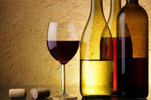 Ilustración de Cómo manipular el vino