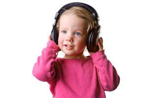 Ilustración de Cómo usar los audiolibros para el aprendizaje de los niños