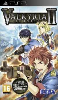 Ilustración de Trucos para Valkyria Chronicles 2 - Trucos PSP (I)