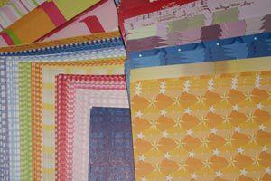Cómo aprovechar los retazos de papel tapiz