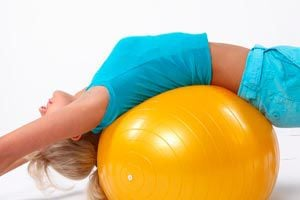 Ilustración de Cómo combatir el estrés con ejercicios simples