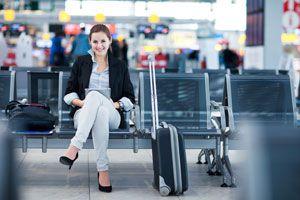 Ilustración de Cómo armar el equipaje para viajar en avión