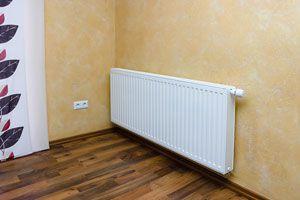 Ilustración de Cómo elegir el lugar para colocar la calefacción