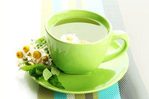 Ilustración de Cómo hacer un té silvestre al aire libre