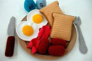 Ilustración de Cómo hacer Juguetes al Crochet