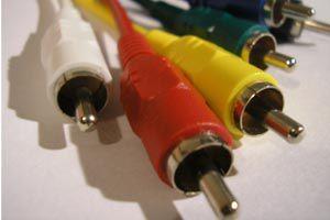 Ilustración de Cómo hacer un organizador de cables