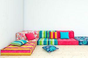 Ilustración de Cómo hacer una decoración al estilo hippie