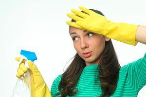 Cómo armar una rutina de limpieza del hogar