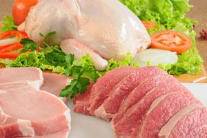Cómo combinar carnes rojas y blancas de manera saludable
