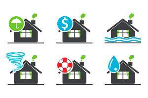Ilustración de Cómo actuar ante emergencias climáticas y ambientales