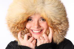 Ilustración de Cómo cuidar la voz durante el clima frío