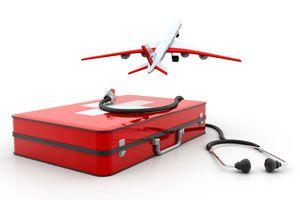 Ilustración de Cómo preparar nuestra salud para un viaje al extranjero