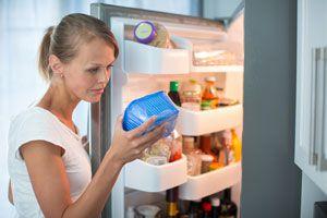 Ilustración de Cuánto tiempo se pueden guardar los Alimentos en el Refrigerador