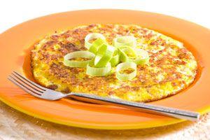 Ilustración de Cómo hacer Omelettes Perfectos